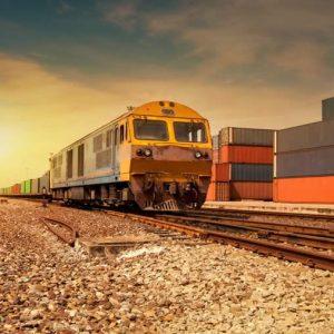 Derecho ferroviario, tubería y cable